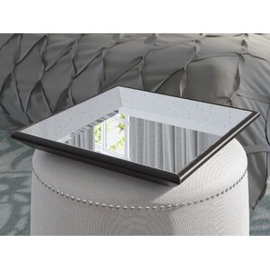 Square Glass Serving Tray
