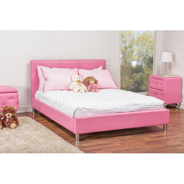 Ridgley Upholstered Platform Bed by Mack & Milo