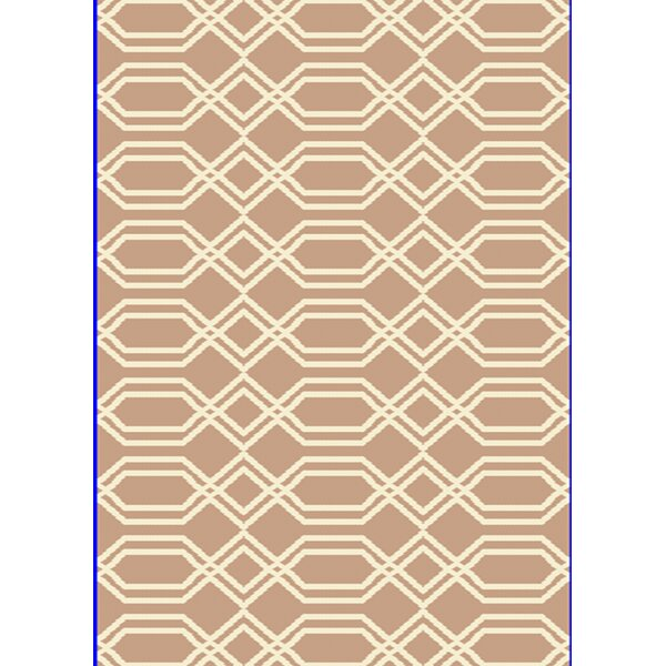 Passion Beige/White Rug by Dynamic Rugs