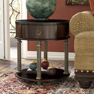 Check Prices Danvers End Table ByWorld Menagerie
