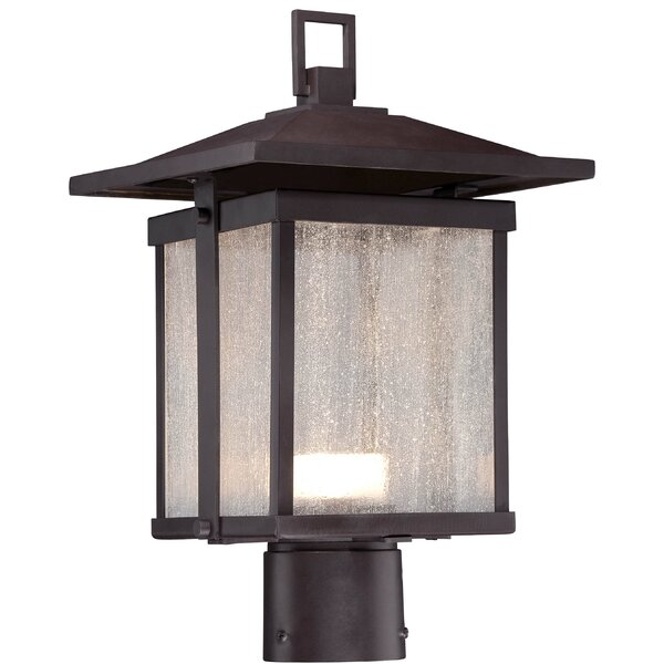 Grooms Outdoor 1-Light LED Lantern Head by Brayden Studio