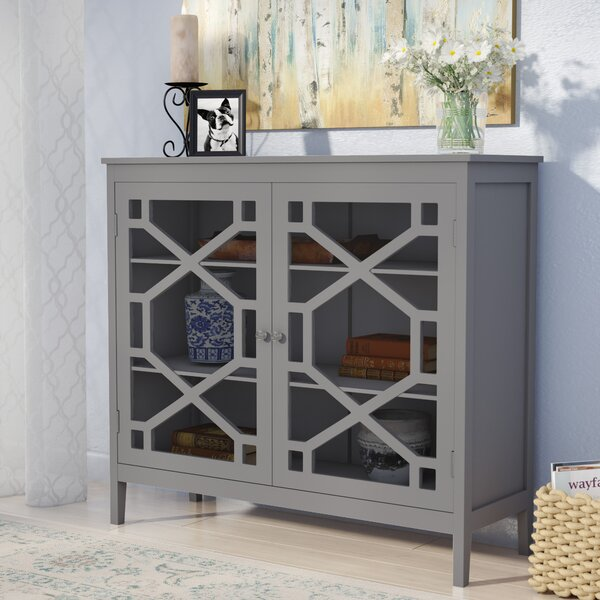 Great choice Friedlander 2 Door Accent Cabinet by Andover Mills