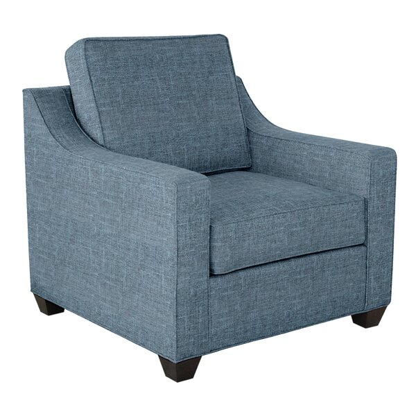 Clark Armchair by Edgecombe Furniture Edgecombe Furniture