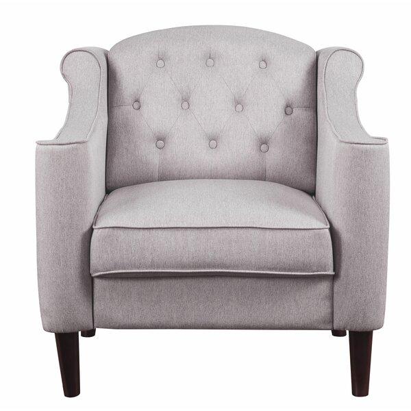Ediline Armchair by House of Hampton