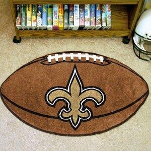 NFL - New Orleans Saints Football Mat by FANMATS