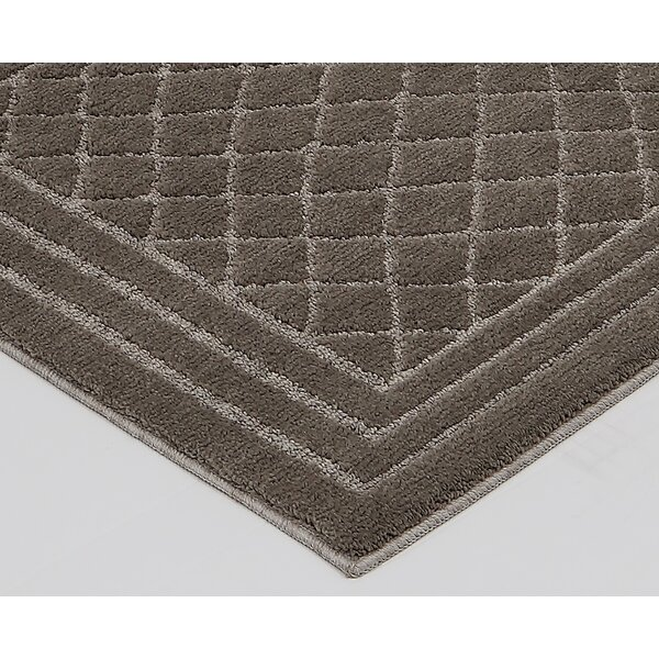 Nordham Brown Area Rug by Darby Home Co