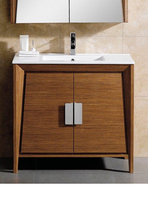 emerson 35 single bathroom vanity set - Single Bathroom Vanity