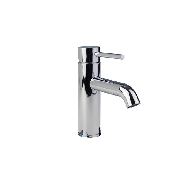 European Single Hole Lever Handle Bathroom Faucet by Fontaine by Italia