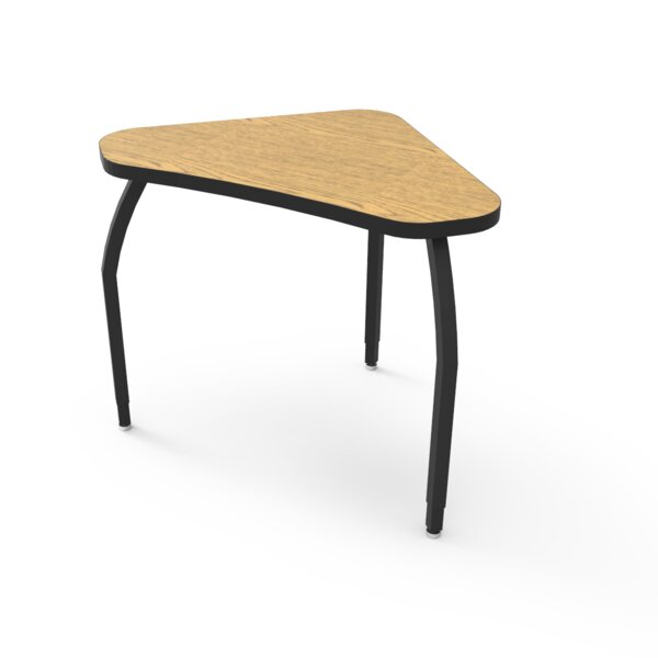 Elo Laminate Adjustable Height Collaborative Desk by WB Manufacturing
