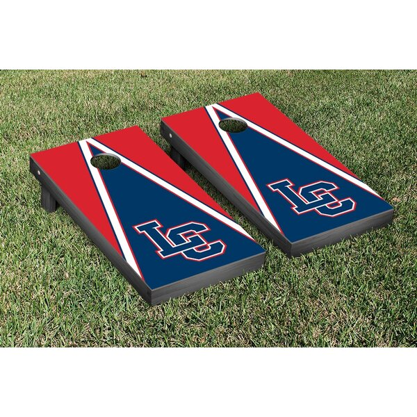 NAIA Triangle Version Cornhole Game Set by Victory Tailgate