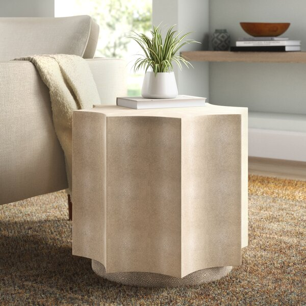 Petersen End Table by Mistana