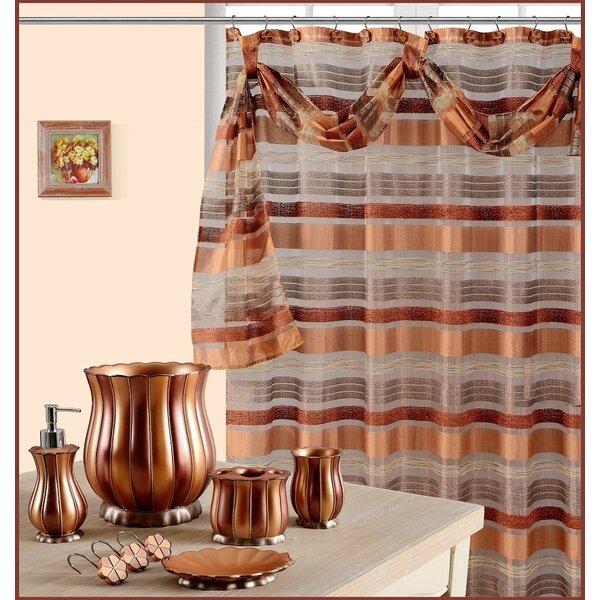 Elisa Shower Curtain by Daniels Bath