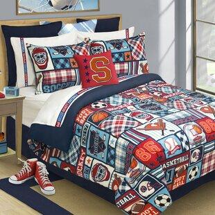 Genial Doyle Reversible Comforter Set