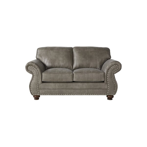 New Look Collection Serta Upholstery Tariq Loveseat Hot Deals 40% Off