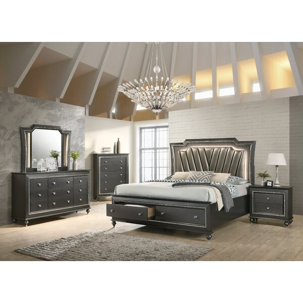 Webber Platform Configurable Bedroom Set by Rosdorf Park