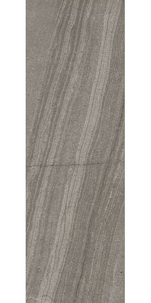 Montpellier 7.5 x 24 Ceramic Field Tile in Grigio by Interceramic