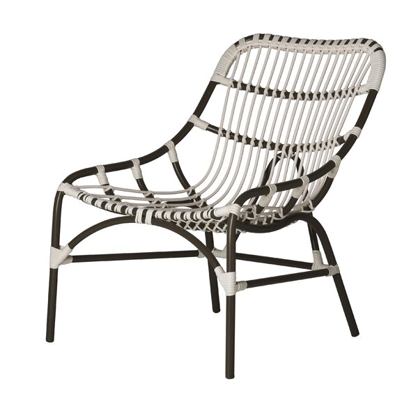 Cyprus Coronado Stacking Patio Chair by David Francis Furniture