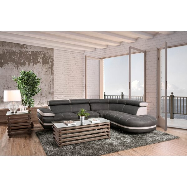 Dutcher Sectional by Orren Ellis