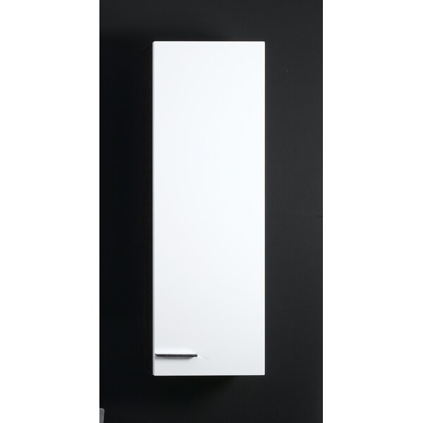 Simple 11.8 W x 35.5 H Wall mounted Cabinet by Iotti by Nameeks