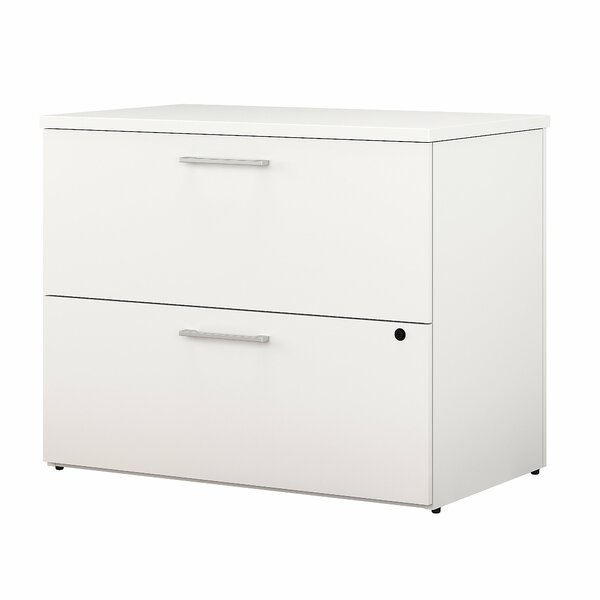 400 Series 2-Drawer Lateral Filing Cabinet by Bush Business Furniture