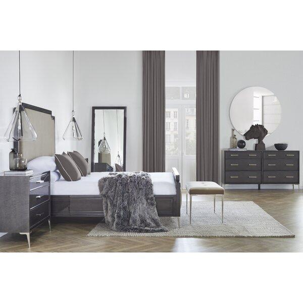 Chloe Standard 4 Piece Bedroom Set by Sonder Living