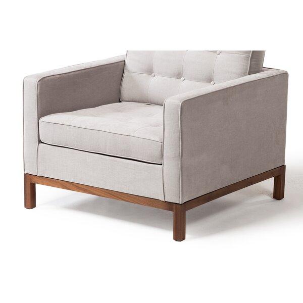 Schuh Armchair by Brayden Studio