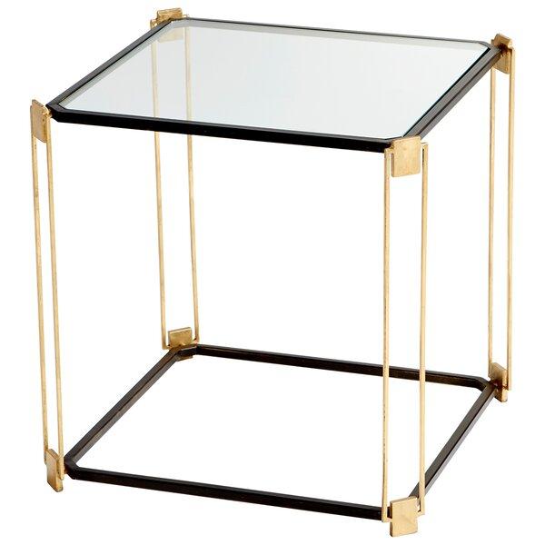 Velasco End Table by Cyan Design