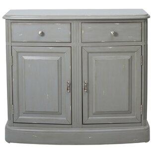 Polina 2 Door Accent Cabinet