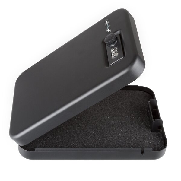 Portable Gun Safe Box Combination Lock by Stalwart