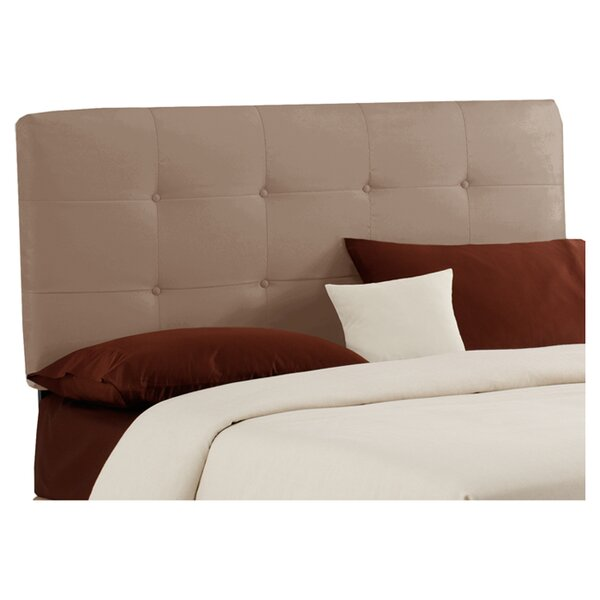 Isberga Tufted Upholstered Headboard by Charlton Home