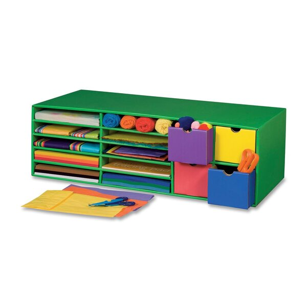 Crafts 14 Compartment Cubby by Pacon Corporation