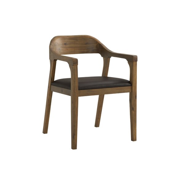 Bourgoin Upholstered Dining Chair by Foundry Select