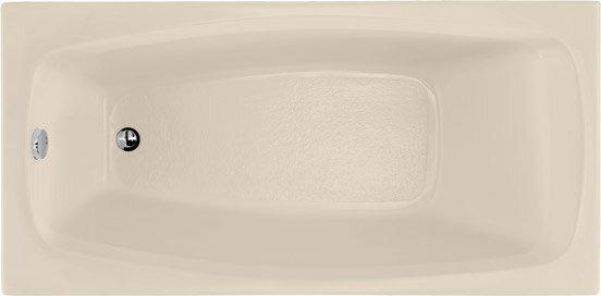 Designer Solitude 60 x 30 Soaking Bathtub by Hydro Systems