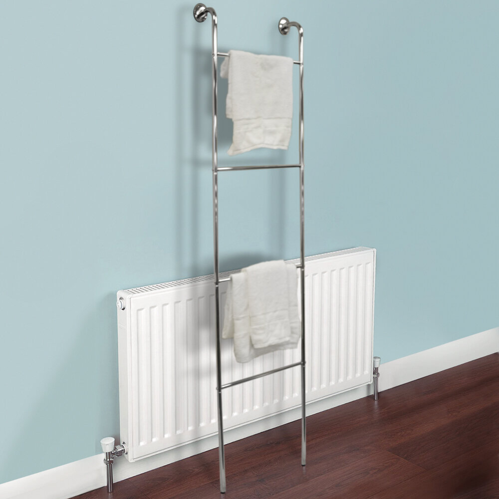 House Additions 48cm Wall Mounted Towel Rack & Reviews | Wayfair.co.uk