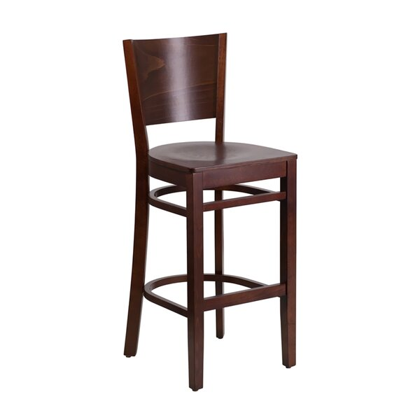 Mauer 29.25 Bar Stool by Winston PorterMauer 29.25 Bar Stool by Winston Porter