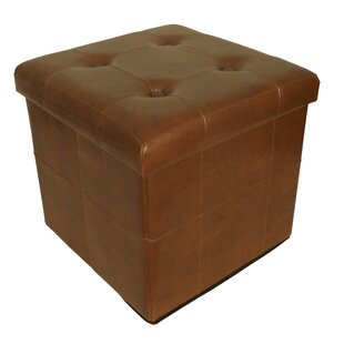 Reviews Whitten Collapsible Seat Storage Ottoman By Winston Porter