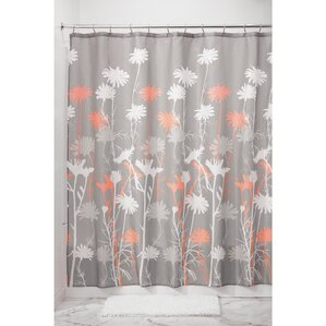 Nature & Floral Shower Curtains You\'ll Love   Wayfair