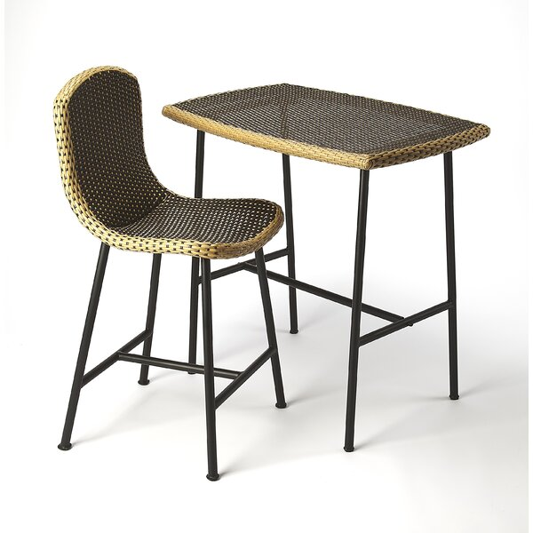 Machado 2 Piece Pub Table Set by Bayou Breeze