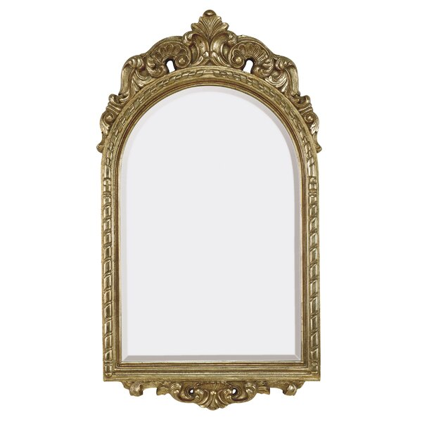Traditional French Style Beveled Glass Wall Mirror by Majestic Mirror