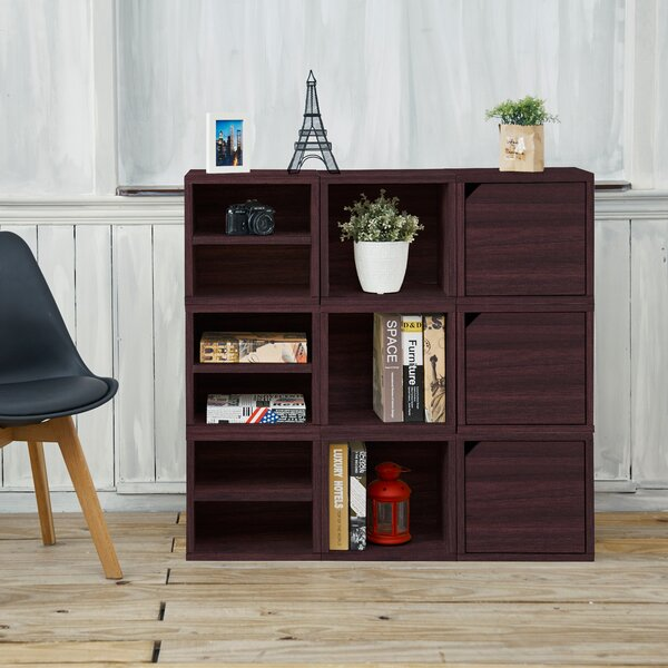 Gallager Standard Bookcase By Rebrilliant