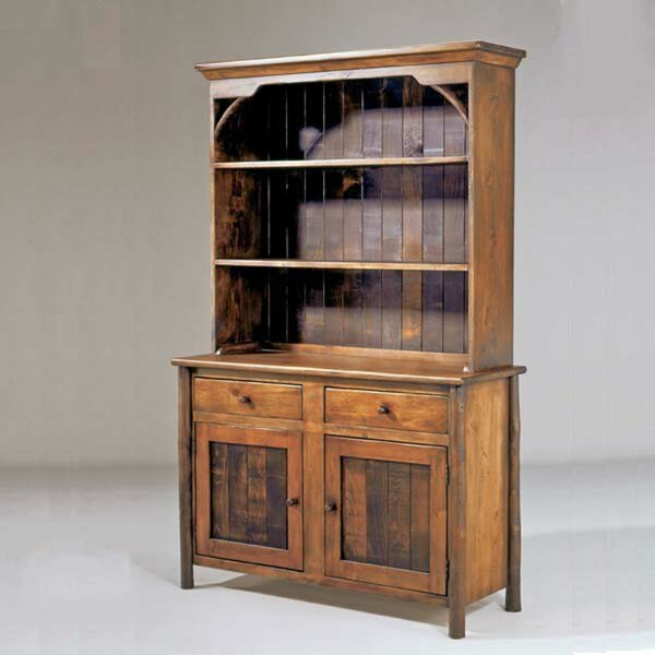 Berea China Cabinet Top by Flat Rock Furniture
