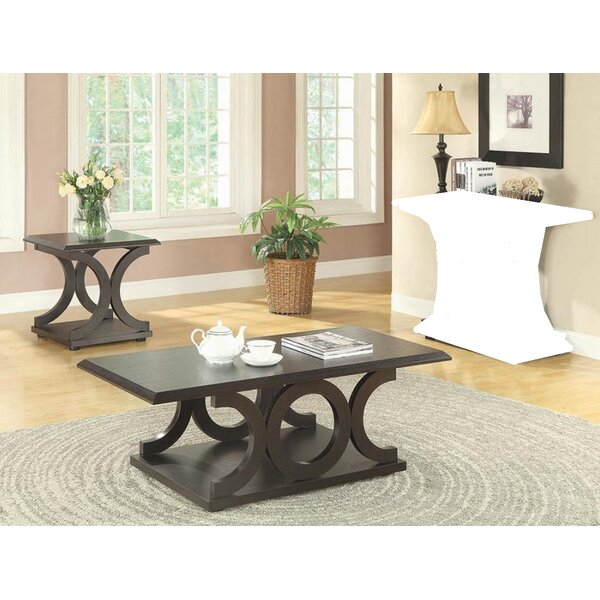 Kleiber 2 Piece Coffee Table Set By Red Barrel Studio