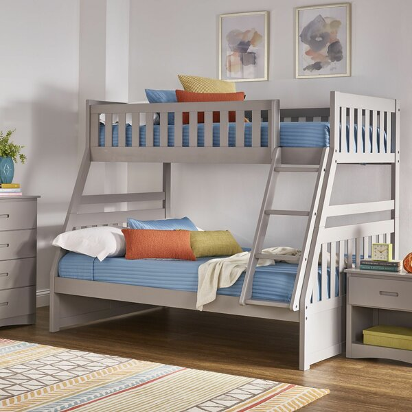 Marcus Twin Over Full Bunk Bed by Kingstown Home