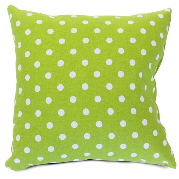 Telly Polyester/Polyester blend Small Throw Pillow by Viv + Rae