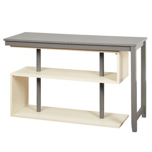 Hotwells Solid Wood L-Shape Writing Desk