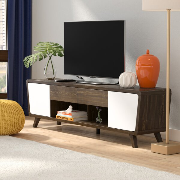 Dormer Modern TV Stand for TVs up to 70 by Langley Street