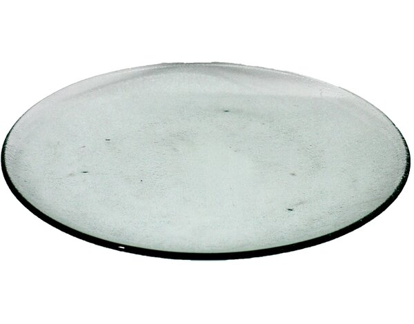 Essential Décor & Beyond Glass Decorative Plate (Set of 4) by Winston Porter