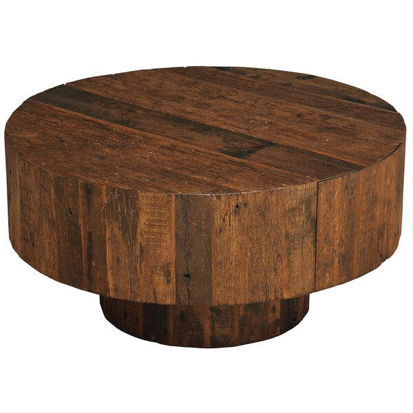 Rustic Barnwood Coffee Table Wayfair
