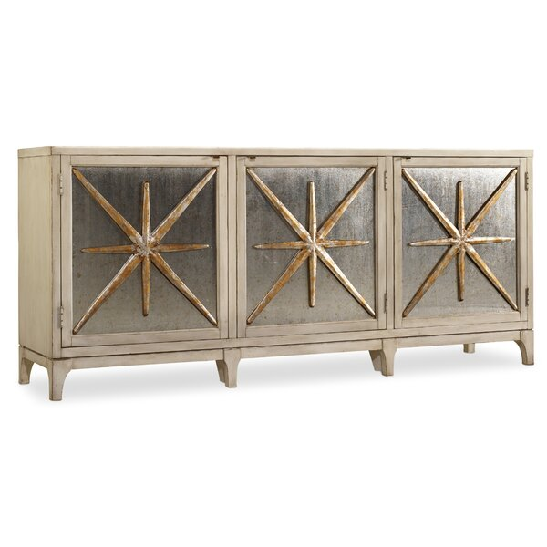 Melange 80 TV Stand by Hooker Furniture