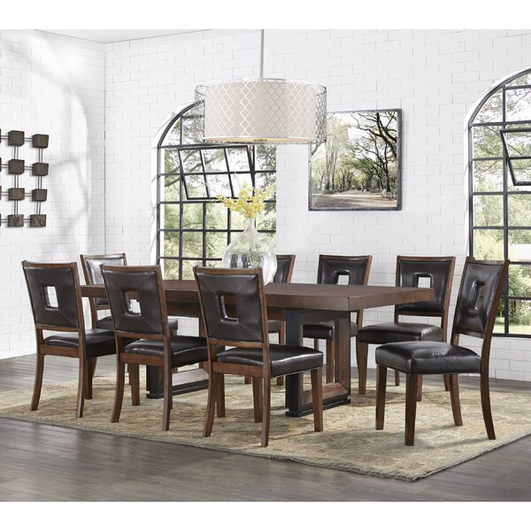 Paugh 9 Piece Dining Set by Williston Forge